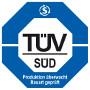 Zertifikat TÜV SÜD