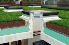 Flachdach fenster detail  Flachdach-Fenster - FAKRO