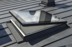 Flachdach Fenster Fakro