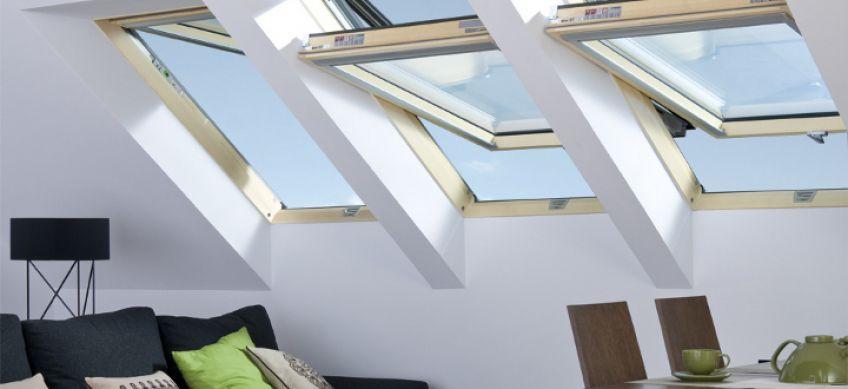 klapp schwingfenster preselect fakro. Black Bedroom Furniture Sets. Home Design Ideas