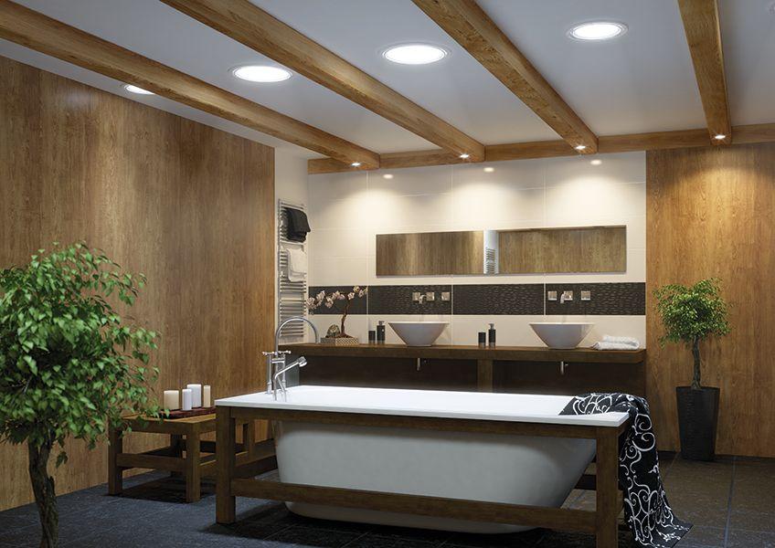 tageslicht spot srt mit starrem rohr fakro. Black Bedroom Furniture Sets. Home Design Ideas